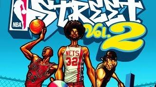 NBA Street Vol. 2 [Pete Rock & C.L. Smooth-T.R.O.Y.] [HD] [PS2…