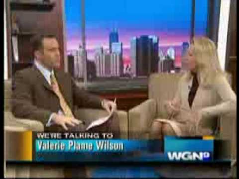 Valerie Plame Wilson Interview