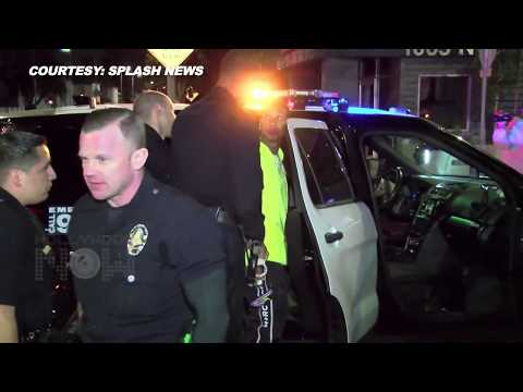Tyga ARRESTED In Hollywood   BREAKING NEWS