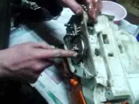 Бензопила штиль мс 250 ремонт