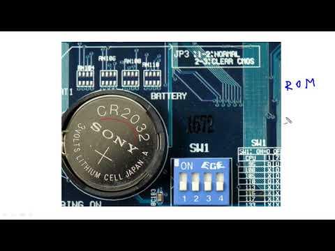 Komputer dersleri/Comp TIA A+/Helpdesk/IT essentials/ Ders 2  (Bios)