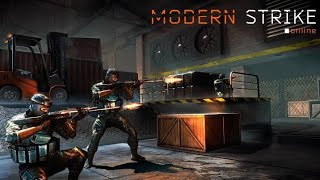 MODERN STRIKE ONLINE:- FREE PVP FPS SHOOTING GAME PLAY//DAY:-2