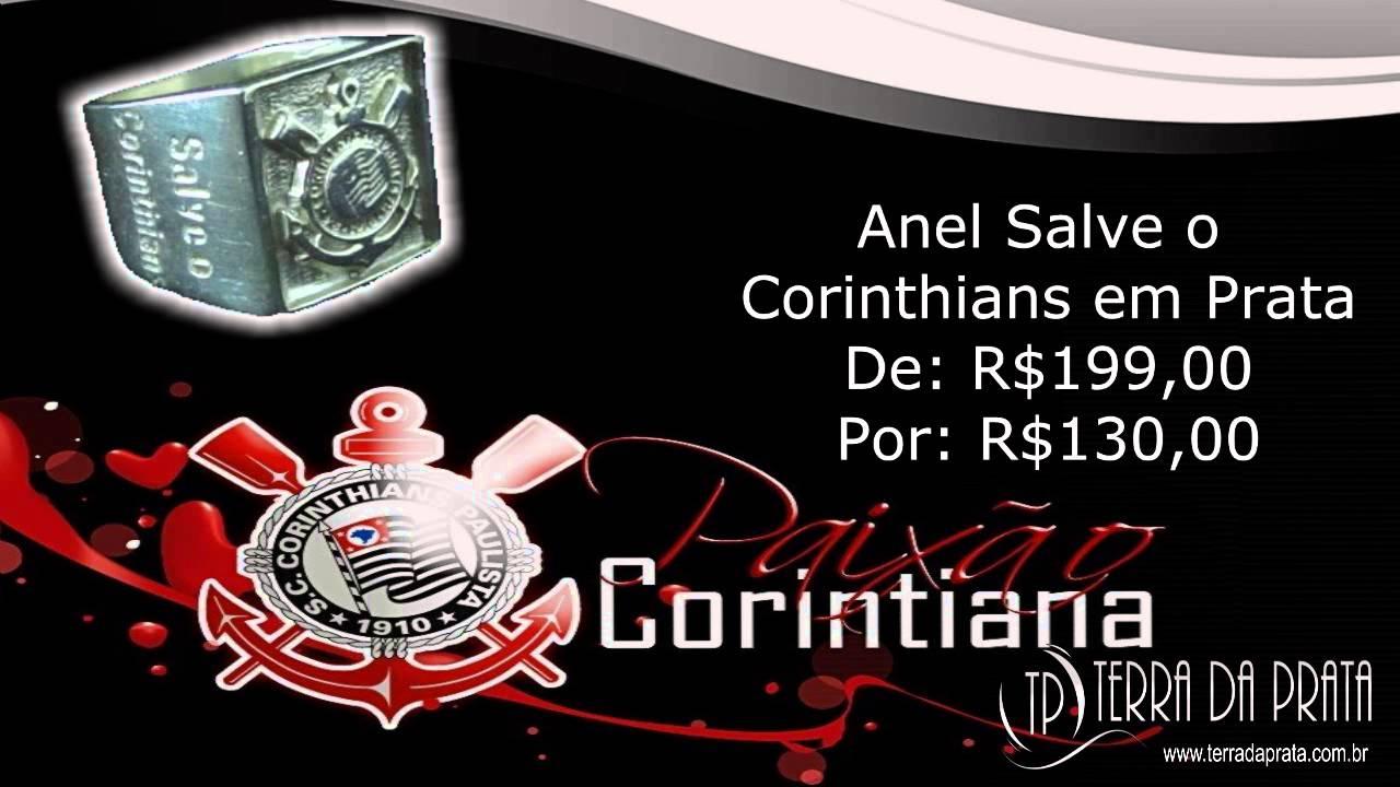 161ae8f82b Terra da Prata   Nova Parceiria com Corinthians - YouTube