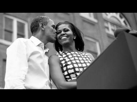 Im Portrait - Die  First Lady Michelle Obama
