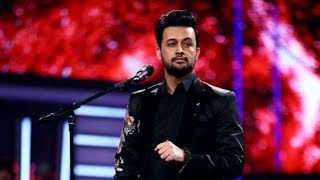 Atif Aslam Darasal New version Live
