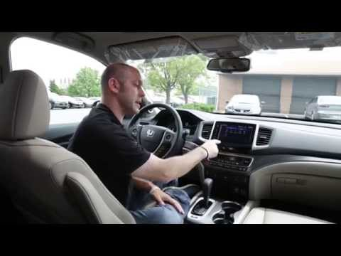 2016 Honda Pilot Tips & Tricks: New App Display (part1)