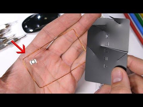 How to Hack a Tesla Key Card!