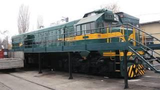 Rehearsals and testing diesel locomotive series 661- proba i testiranje dizel lokomotive 661
