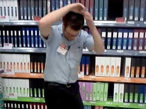 The Office Supply Store Training Video