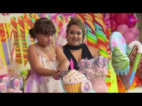 Sienna Belle faz 9 anos