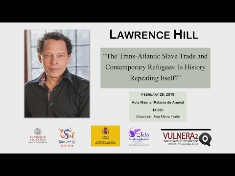 """The Trans-Atlantic slave trade and contemporary refugees"""