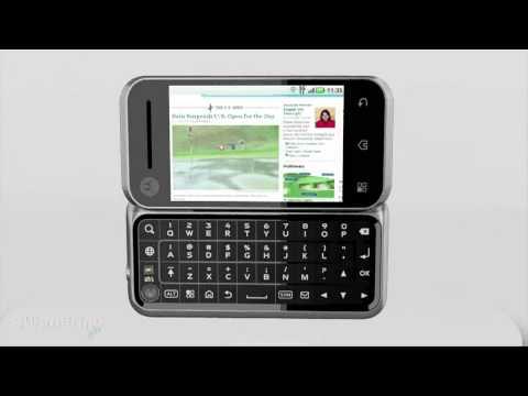 Submarino.com.br | Smartphone Motorola Backflip 3G Android Wi-fi