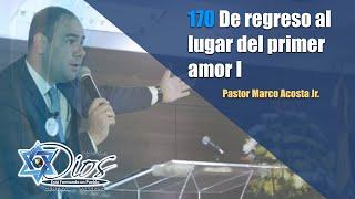 Culto de Impartición y Gloria con el Pastor Marco Acosta Jr.