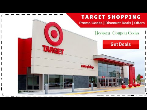 🛑How To Redeem Coupon & Promo Code For 🎯Target Online Shopping USA + Free Shipping