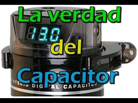Tabla De Capacitores De Arranque Y Trabajo Para Motores Monofasicos Descargable Youtube