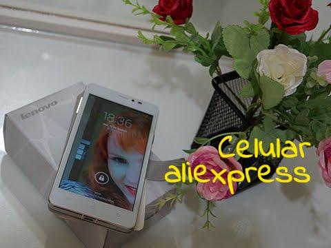 UNBOXING- Aliexpress Celular Lenovo