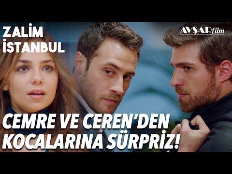Cemre Ve Ceren'den Sürpriz!💥 Cenk Ve Nedim Kafa Kafaya🔥 | Zalim İstanbul 24. Bölüm