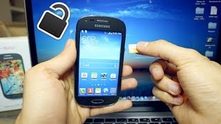 How To Unlock Samsung Galaxy Light - Very simple and easy!