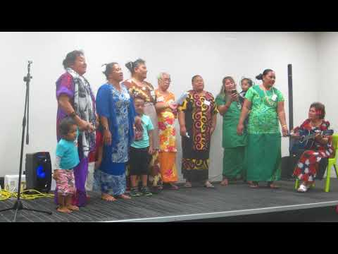 2018 Fickling Centre Seniors Showcase: The Word Ministry Church Singing Group