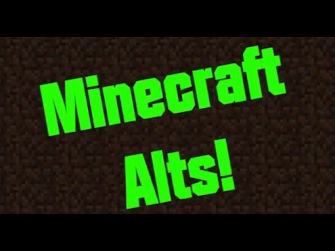 free minecraft alts list