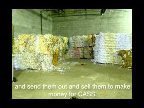CASS Community Social Services audio book