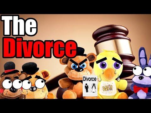FNAF Plush - The Divorce!