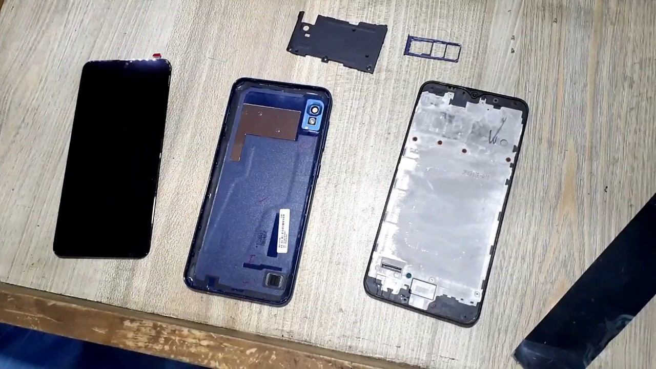 Samsung A10 LCD Panel Replacement - How to repair Smartphone on