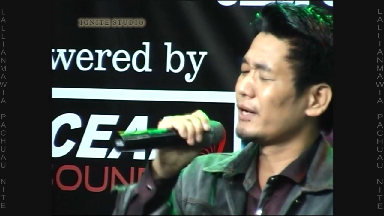 Lalruatfela Pachuau - Duat lai Ate (Live)