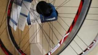 Campagnolo Vento Reaction wheelset arrive