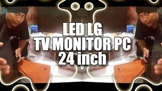 LED TV monitor LG 24MT48AF Unboxing(, 2017-03-27T19:05:18.000Z)