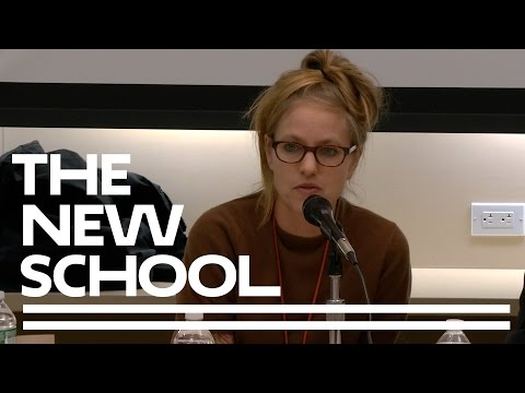 The Little Magazine Today:  Opening Panel Discussion I The New School