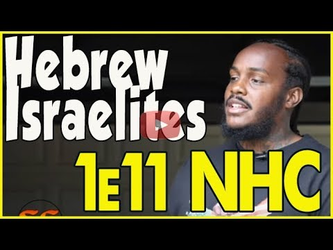 1e11 NeighborHood Crip overcomes drug addiction and becomes a Hebrew Israelite (pt.1of2)