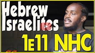 1e11 NeighborHood Crip overcomes drug addiction and becomes a Hebrew Israelite (pt.1of2)