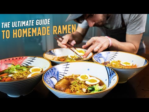 How To Start Your Own Ramen Shop At Home