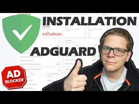 AdGuard Home installieren und einrichten. Werbefrei surfen! FritzBox einrichten.