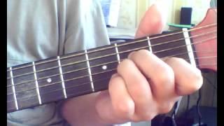 Русское поле (Аккорды на гитаре Am)