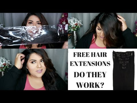 Belle Hair FREE HAIR EXTENSIONS MY THOUGHTS....