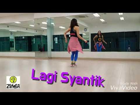 Zumba-Lagi Syantik(by Siti Badriah)
