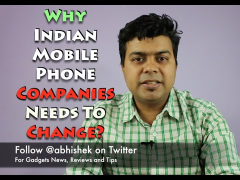 [Hindi] Why Indian Mobile Phone Companies Needs To Change