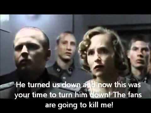 Hitler's reaction to Borriello signing streaming vf