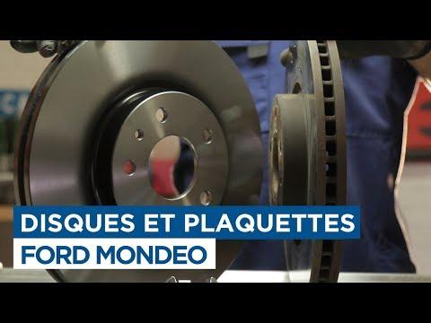 Pour Ford Mondeo MK4 2.0 TDCi Disques De Frein Avant Et Plaquettes 07-Avant 15 ** Nouveau **
