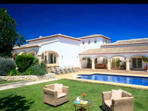 Javea luxe villa de luxe espagne costa blanca javea for Villa design de luxe
