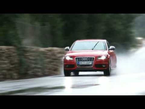 Audi S4 - iMOTOR first drive