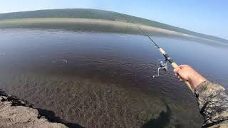 В поисках рыбалки и рыбы..