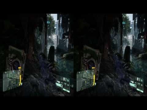 Nvidia 3D Vision - Crysis 3