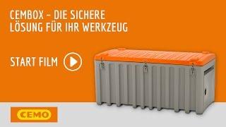 CEMO - CEMBox Werkzeugbox
