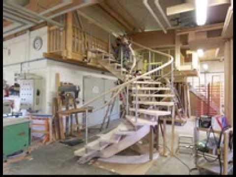 4 Varianten der Holztreppe | www.selber-bauen.de