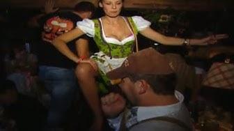 Oktoberfest, Promis trinken auf der Wiesn, ProSieben