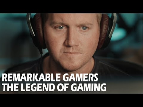 Remarkable Gamers - Fatal1ty - The Legend of Gaming |