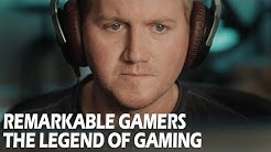 Remarkable Gamers - Fatal1ty - The Legend of Gaming